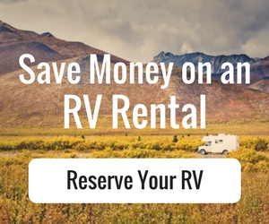 Save money renting a RV