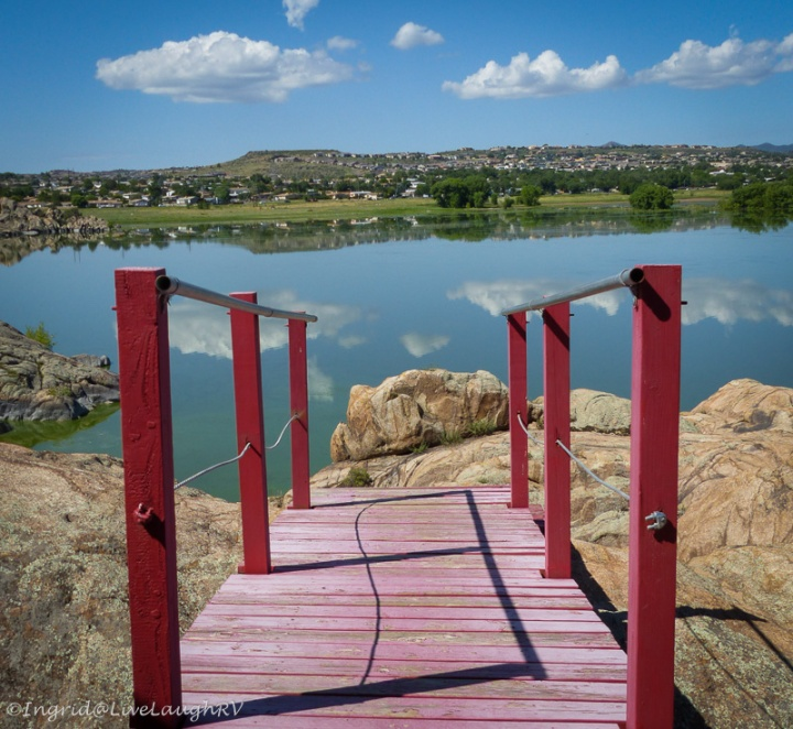 Red Bridge Willow Lake Prescott, Arizona
