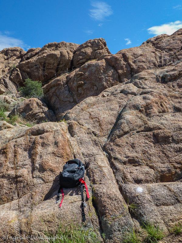 Prescott trails