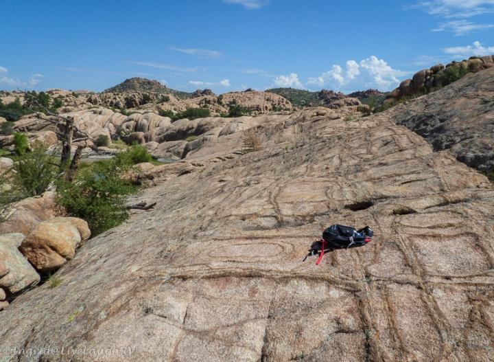 hiking in Prescott Arizona