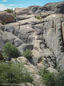 hiking Willow Lake, Prescott trails, Arizona