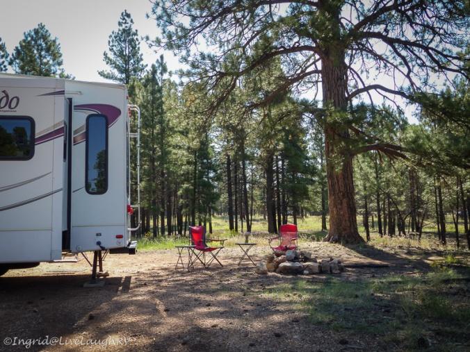 Grand Canyon camping