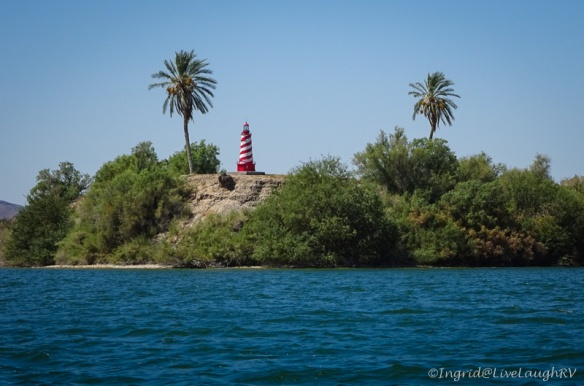 lighthouses in Arizona Lake Havasu City