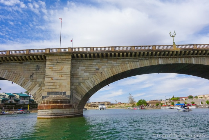 London Bridge Lake Havasu City Arizona