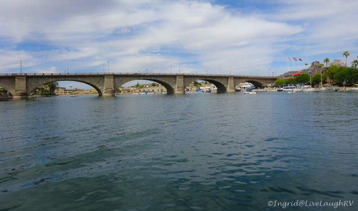 London Bridge Lake Havasu