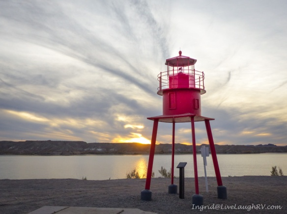 lighthouses of Lake Havasu