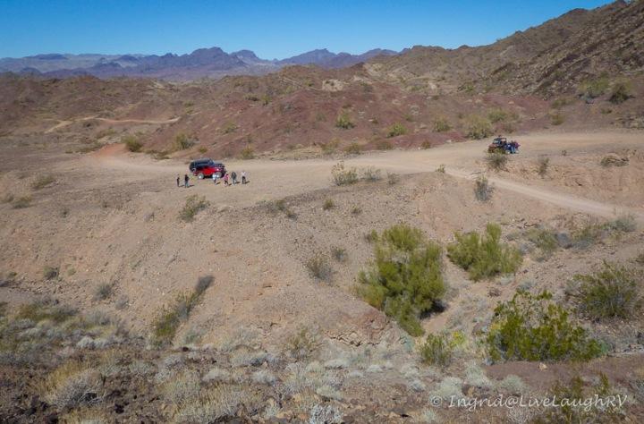 Desert Bar