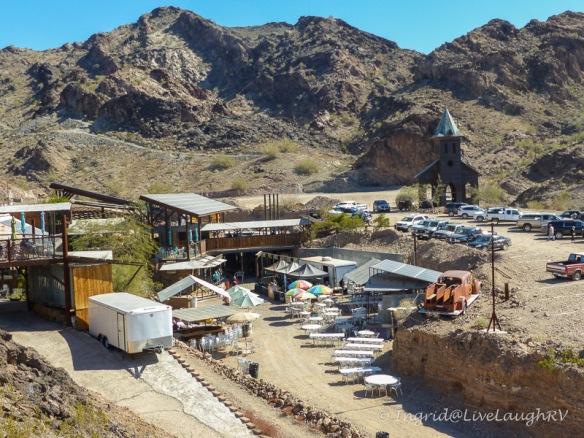 Desert Bar, Parker, Arizona