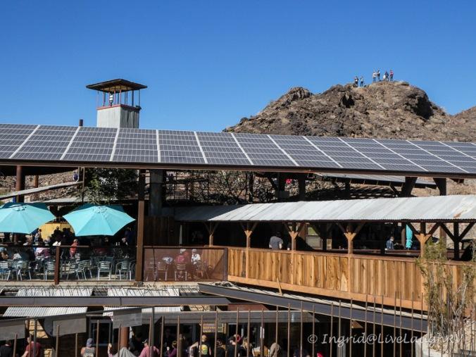 Desert Bar solar