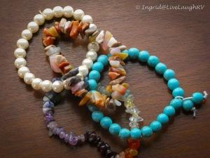 bracelets souvenirs