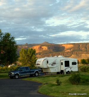 Full-time RVing cost