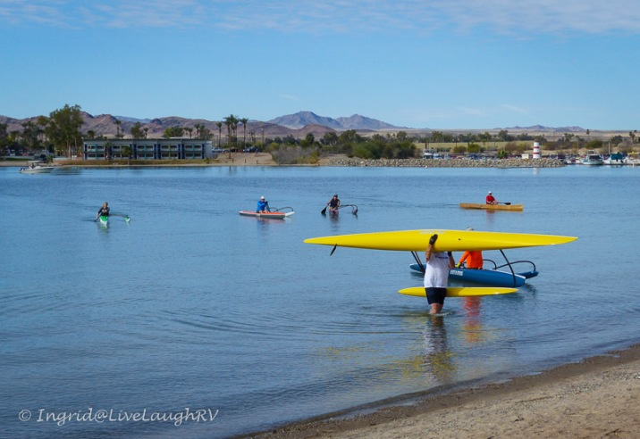 outrigger club Lake Havasu Arizona