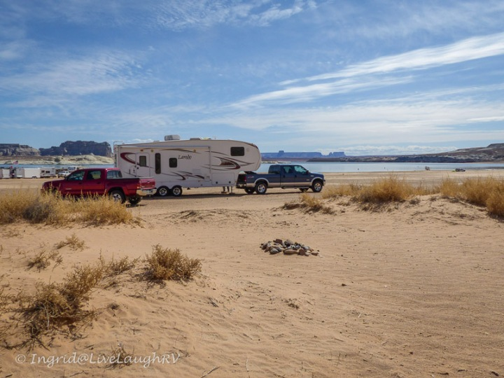 Lone Rock Lake Powell