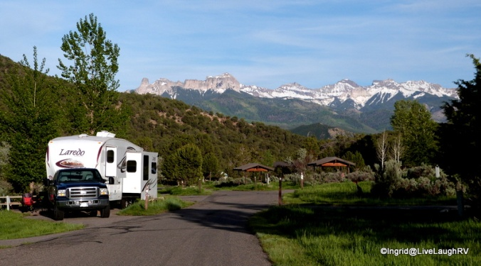 costs of living full-time in a RV