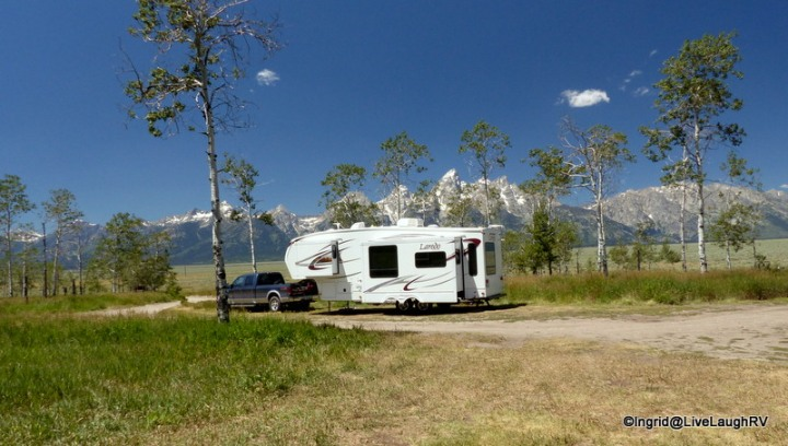 cost of Full-time RVing