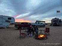 entertaining campfires