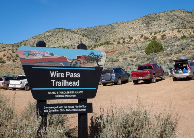 Wire Pass Trail Utah