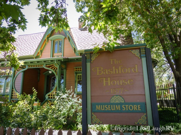 Bashford House Sharlott Museum Prescott Arizona