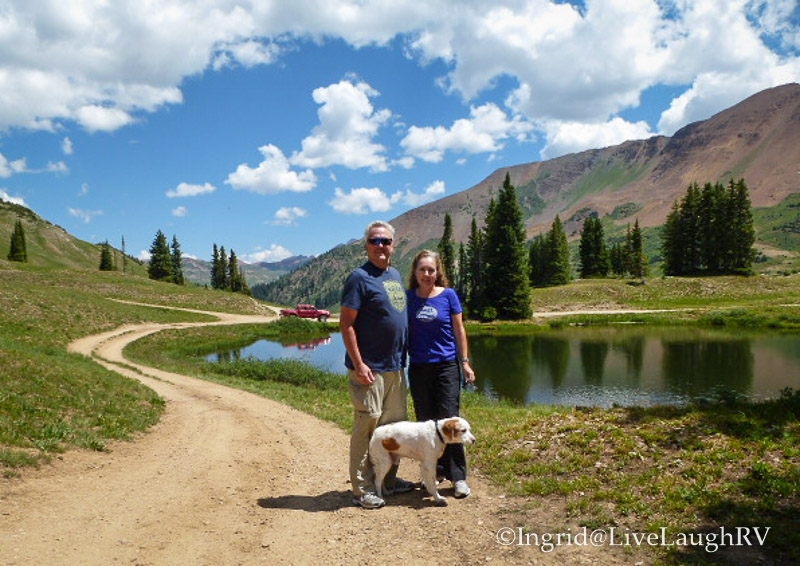 Schofield Pass Mt. Baldy Crested Butte Colorado