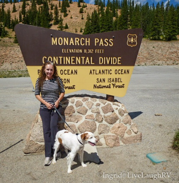 Monarch Pass Colorado