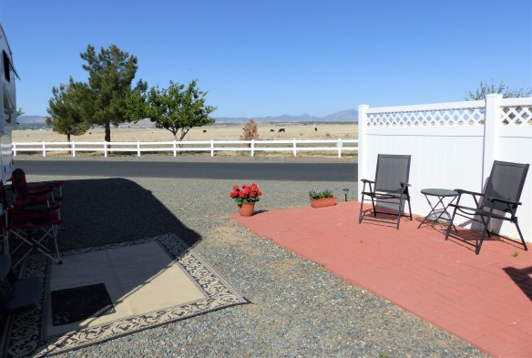 Fairgrounds RV Park Prescott Valley Arizona