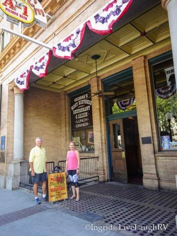 Historical Palace Saloon