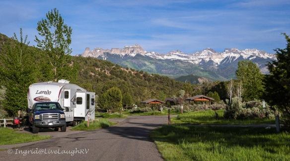 Ridgway State Park Colorado Site 3