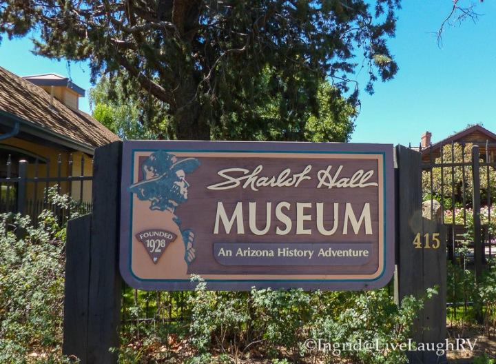 Sharlott Hall Museum