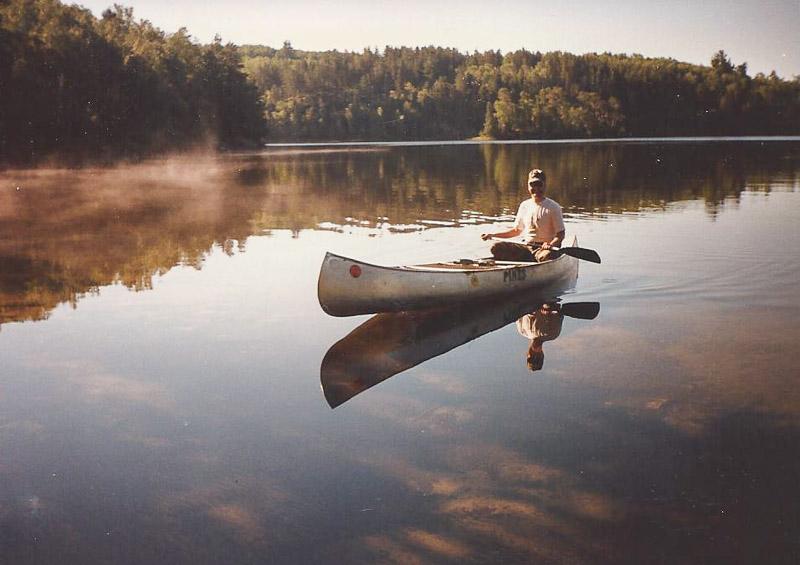 Gunflint Lake Minnesota