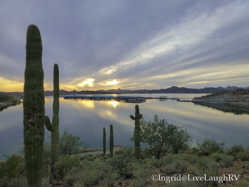 Lake Pleasant Phoenix Arizona