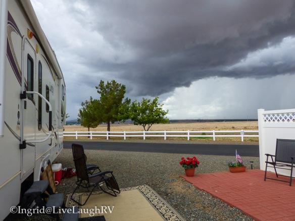 monsoon season in Arizona