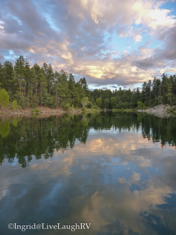Goldwater Lake Prescott Arizona