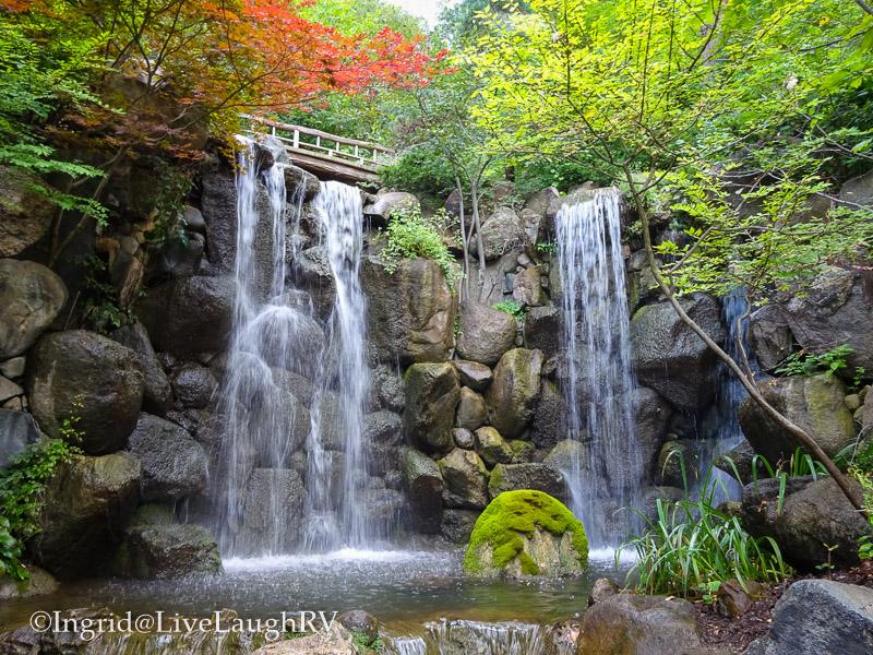 Japanese Garden in Rockford Illinois