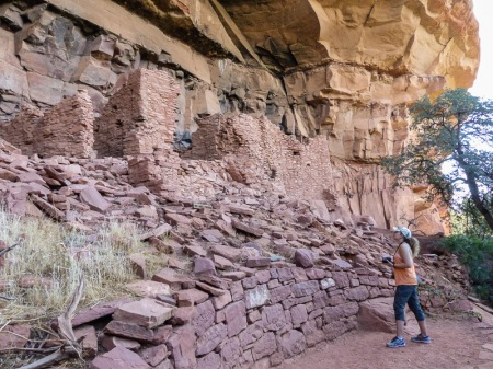 Honanki cliff dwellings