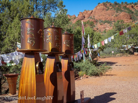 Stupa Sedona Arizona Buddism