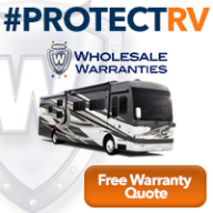 RV Wholesale Warranties