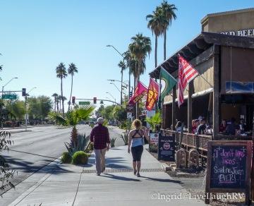 Great restaurants in Scottsdale Arizona