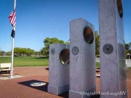 Veterans Memorial in Anthem Arizona