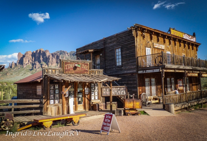 Goldfield Apache Junction Arizona