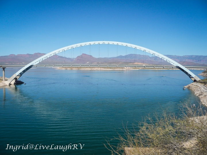 Roosevelt Lake, Phoenix, Arizona