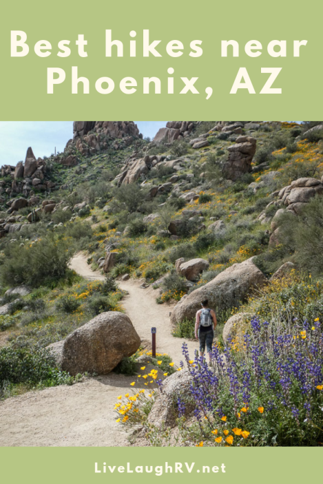 Pinnacle Peak, Scottsdale, Arizona, Top hikes in Phoenix, where to hike in Arizona, best hiking trails near Phoenix, best trails in Arizona