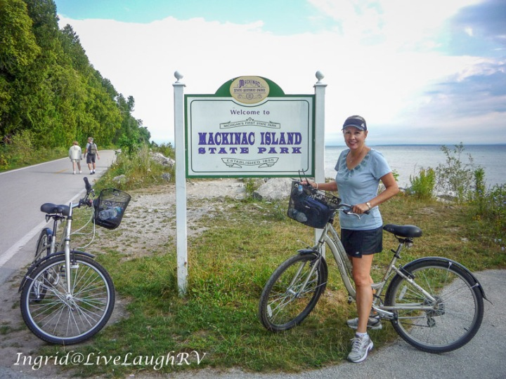 Mackinac Island, summer road trip, visit Michigan, island vacation