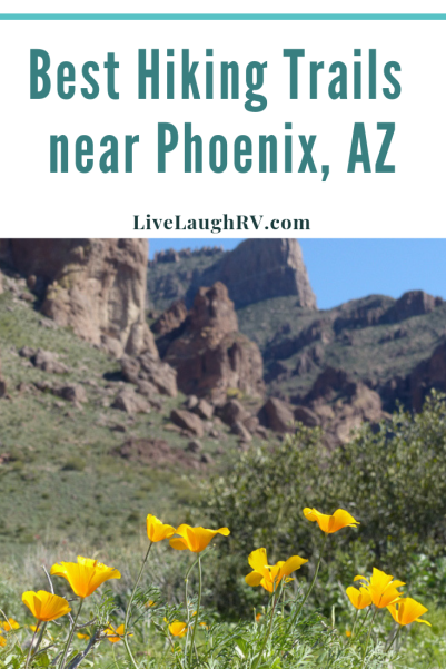 #best hikes in Phoenix, #where to hike in Arizona, #scenic Phoenix, #hiking, #must see sights in Arizona