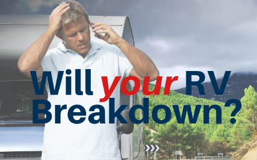 RV warranty, Will your RV break down, do RV's breakdown, RV repairs