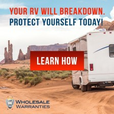 what to do when your RV breaks down, RV repairs, Extended RV warranties