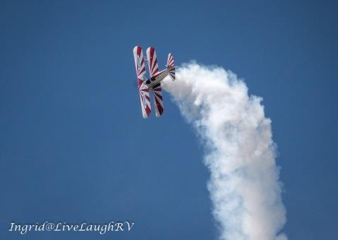 Bi-Plane air show, #airshows, #airshowDillon, #Coloradoairshow, #BiPlane