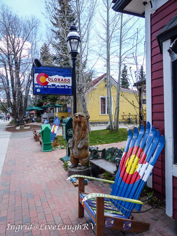 Frisco, Colorado, #Breckendridge, #top mountain town to visit