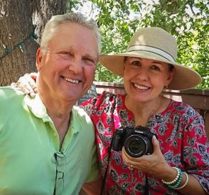 tips for traveling more in your 50s, photo of retired couple, inspiration