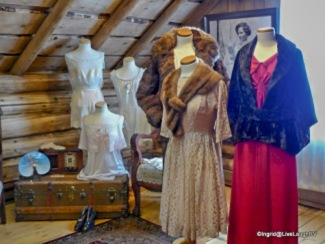 Frisco Historic Park, Frisco, Colorado, history, WWII clothing