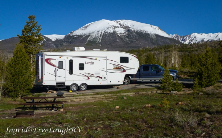 Heaton Bay Campground, Dillon, Colorado, #campinginBreckenridge, #DillonResevoir, #WhiteRiverNationalForest